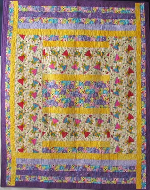 Quilt by Dorotea
