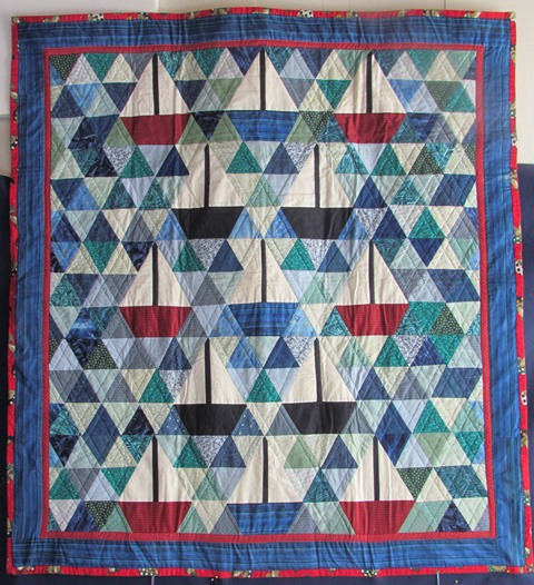 Quilt by Helen