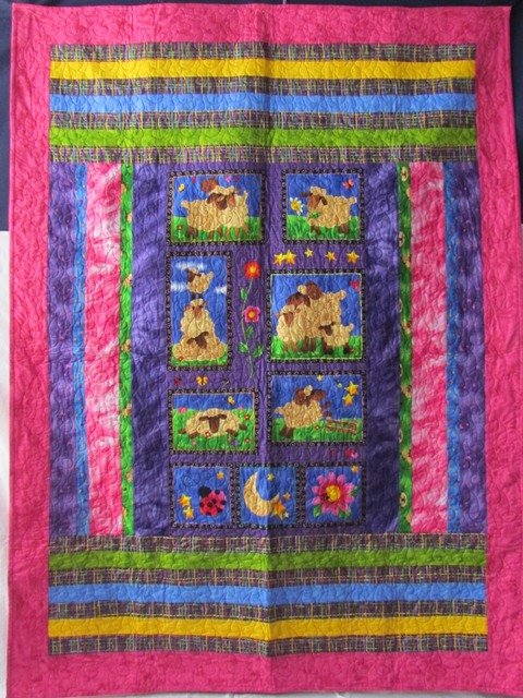 Quilt by HelenL