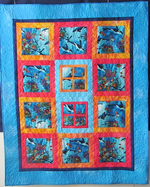 Quilt by Kerry