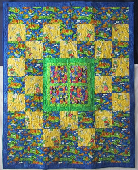 Quilt by SueL